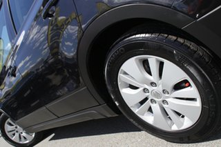 2013 Suzuki S-Cross JY GL Cosmic Black 7 Speed Constant Variable Hatchback