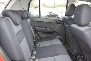 2007 Hyundai Getz TB MY06 Red 5 Speed Manual Hatchback