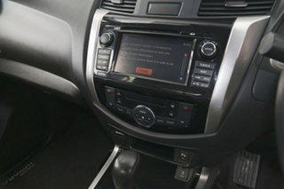 2017 Nissan Navara D23 S2 ST-X 4x2 Silver 7 Speed Sports Automatic Utility
