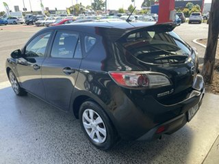2011 Mazda 3 BL 10 Upgrade Neo Black 5 Speed Automatic Hatchback