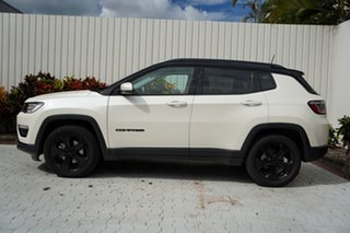 2020 Jeep Compass M6 MY20 Night Eagle FWD Vocal White 6 Speed Automatic Wagon