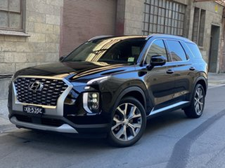 2020 Hyundai Palisade LX2.V1 MY21 Highlander AWD Timeless Black 8 Speed Automatic Wagon
