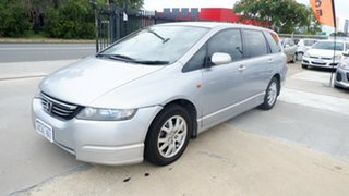 2005 Honda Odyssey 3rd Gen Luxury Silver 5 Speed Sports Automatic Wagon.