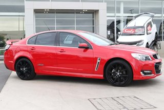 2016 Holden Commodore VF II MY16 SS V Red Hot 6 Speed Sports Automatic Sedan.