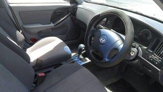2003 Hyundai Elantra XD GL Silver 4 Speed Automatic Sedan