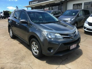 2013 Toyota RAV4 ALA49R MY14 GX AWD Grey 6 Speed Sports Automatic Wagon.