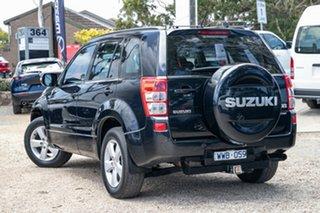 2008 Suzuki Grand Vitara JB MY09 Prestige Black 4 Speed Automatic Wagon.