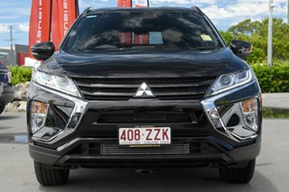 2020 Mitsubishi Eclipse Cross YA MY20 Black Edition 2WD Black 8 Speed Constant Variable Wagon