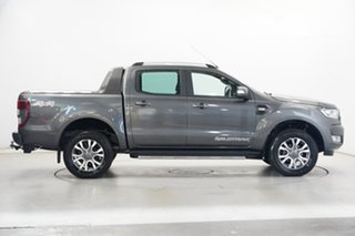 2017 Ford Ranger PX MkII 2018.00MY Wildtrak Double Cab Grey 6 Speed Sports Automatic Utility