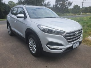 2016 Hyundai Tucson TLE Active Silver Sports Automatic Wagon.