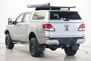 2018 Mazda BT-50 UR0YG1 XTR Silver 6 Speed Sports Automatic Utility