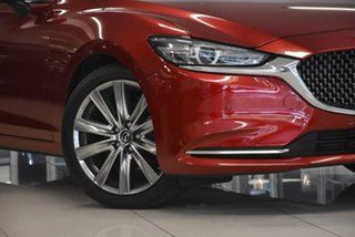2020 Mazda 6 GL1033 Atenza SKYACTIV-Drive Red 6 Speed Sports Automatic Wagon