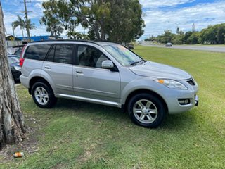2011 Great Wall X240 CC6460KY Silver 5 Speed Manual Wagon