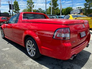 2010 Holden Ute VE MY10 SV6 Red 6 Speed Sports Automatic Utility