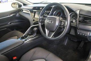 Toyota Camry Silver Pearl Sedan