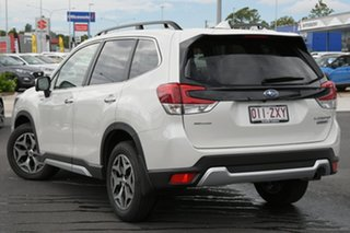 2019 Subaru Forester S5 MY20 Hybrid L CVT AWD White 7 Speed Constant Variable Wagon Hybrid.