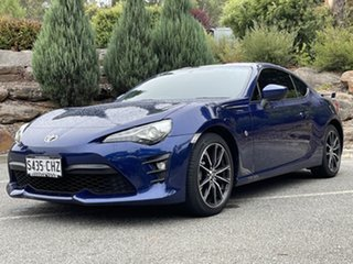 2016 Toyota 86 ZN6 GTS Blue 6 Speed Manual Coupe.