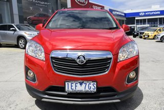 2014 Holden Trax TJ MY14 LTZ Red 6 Speed Automatic Wagon.