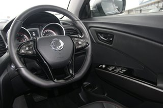2018 Ssangyong Tivoli XLV X100 ELX 2WD Blue 6 Speed Sports Automatic Wagon