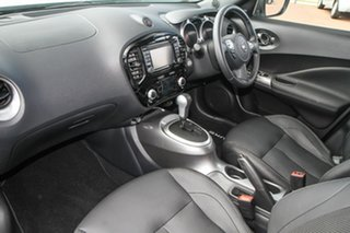 2019 Nissan Juke F15 MY18 Ti-S X-tronic AWD Ivory Pearl 1 Speed Constant Variable Hatchback