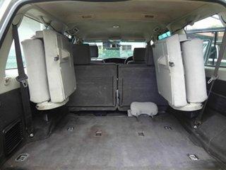 2010 Nissan Patrol GU VII ST (4x4) Silver 5 Speed Manual Wagon