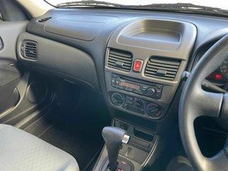 2004 Nissan Pulsar N16 MY04 ST White 4 Speed Automatic Sedan