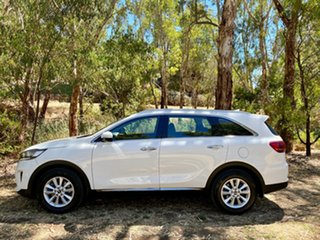 2017 Kia Sorento UM MY18 SI Clear White 8 Speed Sports Automatic Wagon.