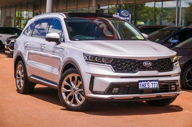 Demo Kia Sorento GT-Line Gosnells, 2020 Kia Sorento MQ4 GT-Line Silver Sports Automatic Dual Clutch SUV