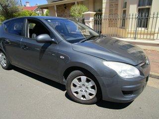 2007 Hyundai i30 FD SX 1.6 CRDi Grey 5 Speed Manual Hatchback