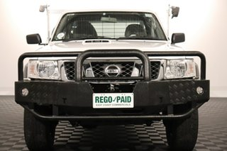 2015 Nissan Patrol Y61 Series 5 MY15 DX 5 speed Manual Cab Chassis.