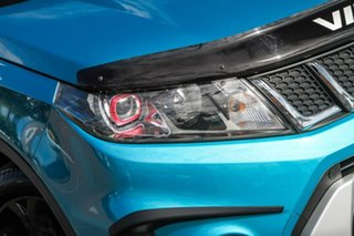 2016 Suzuki Vitara LY S Turbo 2WD Turquoise/Black Roof 6 Speed Sports Automatic Wagon