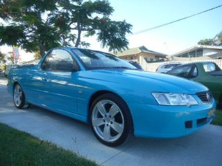 2003 Holden Commodore VY S 4 Speed Automatic Utility