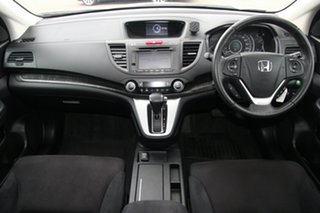 2013 Honda CR-V RM VTi-S 4WD Silver 5 Speed Automatic Wagon