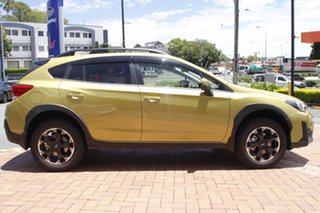 2020 Subaru XV G5X MY21 2.0i-L Lineartronic AWD Plasma Yellow-Black 7 Speed Constant Variable Wagon.