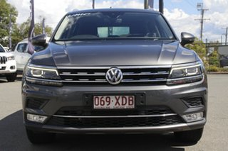 2016 Volkswagen Tiguan 5N MY17 162TSI DSG 4MOTION Highline Indium Grey 7 Speed