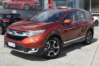 2018 Honda CR-V RW MY18 VTi-S FWD Red/Black 1 Speed Constant Variable Wagon.