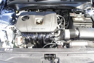 2019 Kia Cerato BD MY19 SI Horizon Blue 6 Speed Sports Automatic Sedan