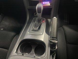 2011 Ford Falcon FG MK2 XR6 Silver 6 Speed Auto Seq Sportshift Sedan