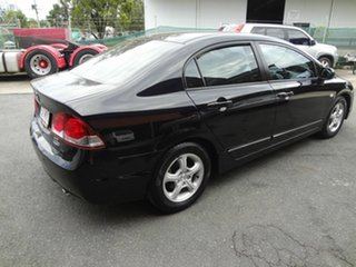 2010 Honda Civic MY10 Limited Edition Black 5 Speed Automatic Sedan.