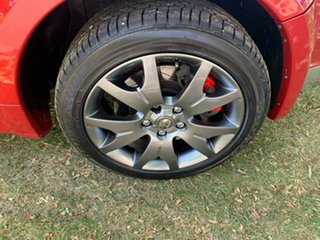2005 Holden Special Vehicles Avalanche Y Series II (Z) Red 4 Speed Automatic Wagon