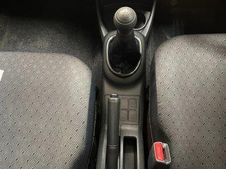 2009 Toyota Yaris NCP90R 08 Upgrade YR Blue 5 Speed Manual Hatchback