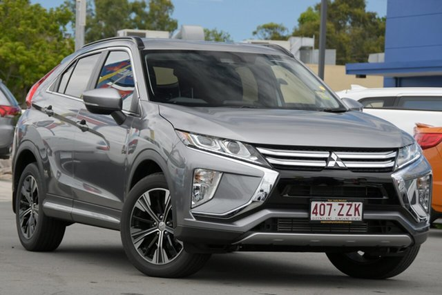 Demo Mitsubishi Eclipse Cross YA MY20 LS 2WD Aspley, 2020 Mitsubishi Eclipse Cross YA MY20 LS 2WD Titanium 8 Speed Constant Variable Wagon
