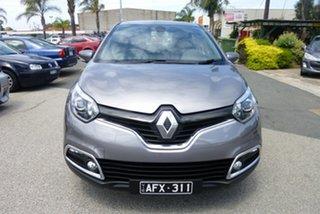 2015 Renault Captur J87 Expression EDC Slate Grey 6 Speed Sports Automatic Dual Clutch Hatchback
