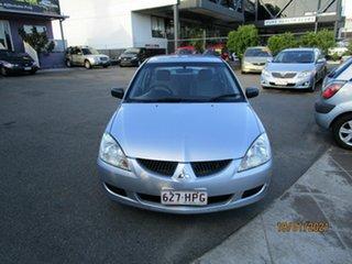 2004 Mitsubishi Lancer CH ES Silver 5 Speed Manual Sedan.