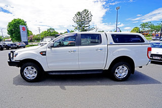 2019 Ford Ranger PX MkIII 2019.00MY XLS White 6 Speed Sports Automatic Double Cab Pick Up