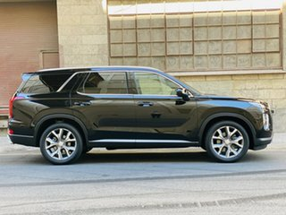 2020 Hyundai Palisade LX2.V1 MY21 Highlander AWD Timeless Black 8 Speed Automatic Wagon.