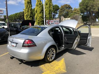 2009 Holden Calais VE MY09.5 V Silver 5 Speed Sports Automatic Sedan