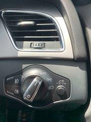 2012 Audi A4 B8 (8K) MY12 1.8 TFSI Silver CVT Multitronic Sedan