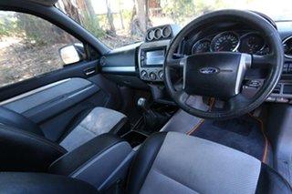 2010 Ford Ranger PK Wildtrak Crew Cab Black 5 Speed Manual Utility