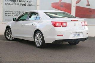 2016 Holden Malibu V300 MY15 CDX Snowflake White 6 Speed Sports Automatic Sedan.